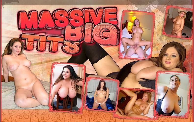 Massive big tits