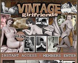 vintage girlfriends