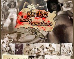 retro hairy amateurs