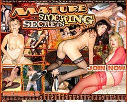 mature stocking secrets