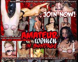 amateur women in bondage