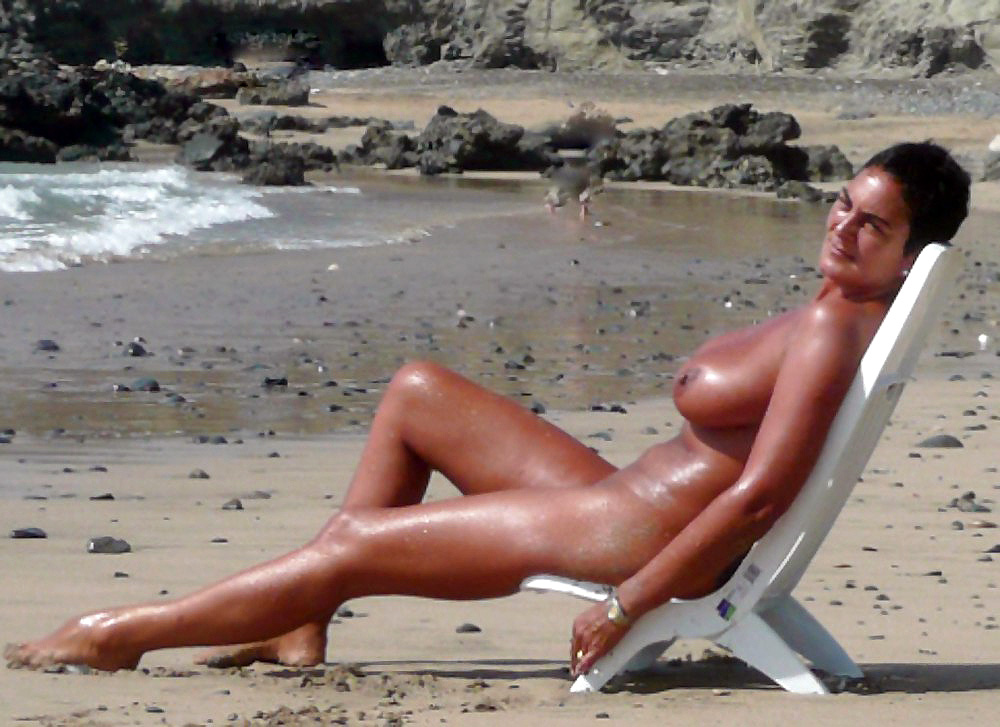 from Benjamin nude beach photos clips