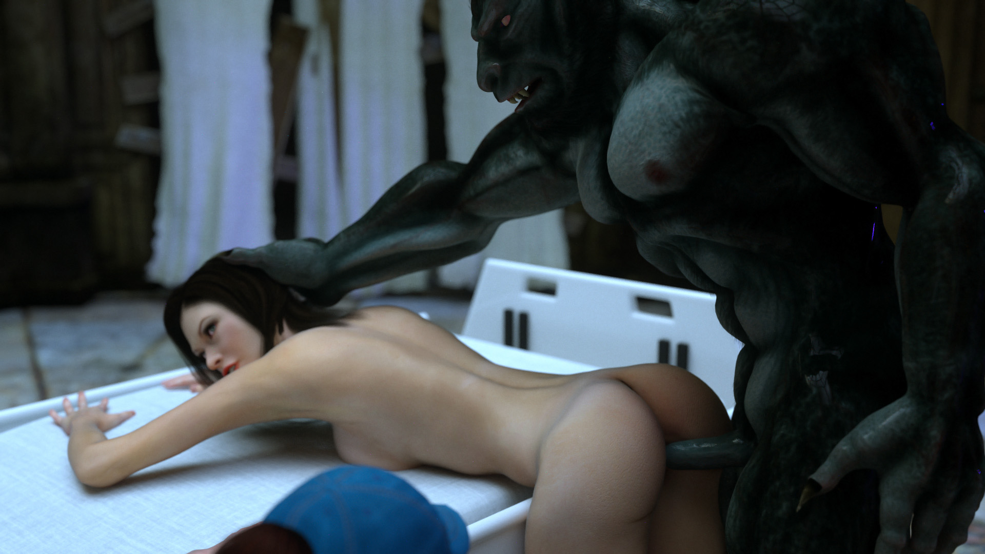 2 black monsters for lisa ann 8