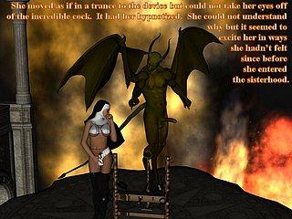 Kingdom of Evil Sample 1