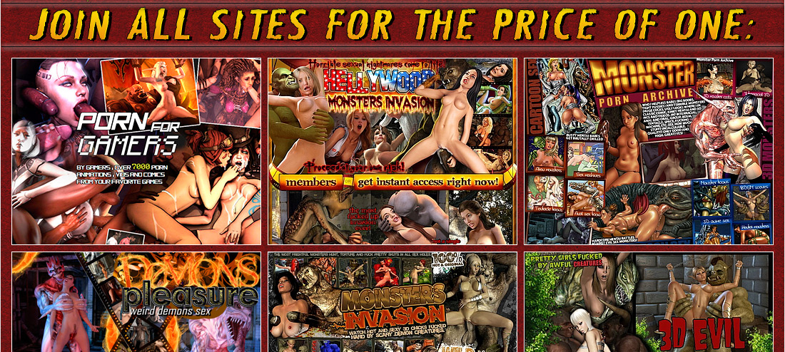JOIN ALL SITES FOR THE PRICE OF ONE