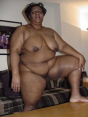 big beautiful black woman