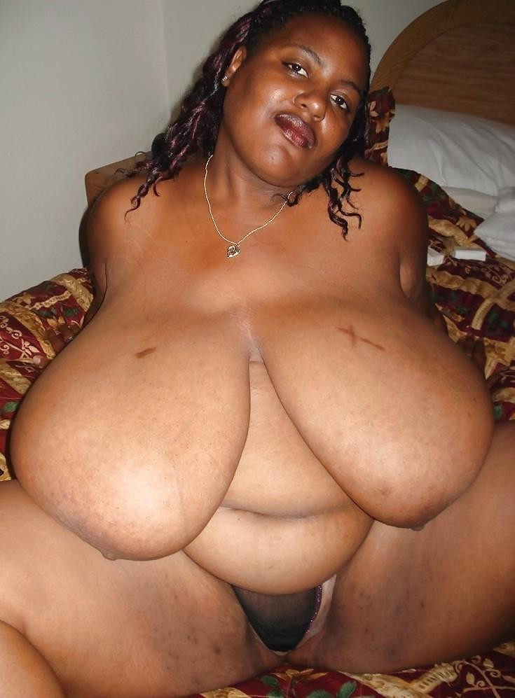 Very fat women huge breasts