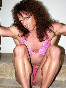 bodybuilder girl