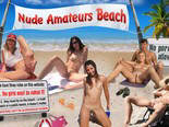 Nude Amateurs Beach