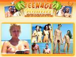 Teenage nudists