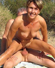 Caught sex on beach