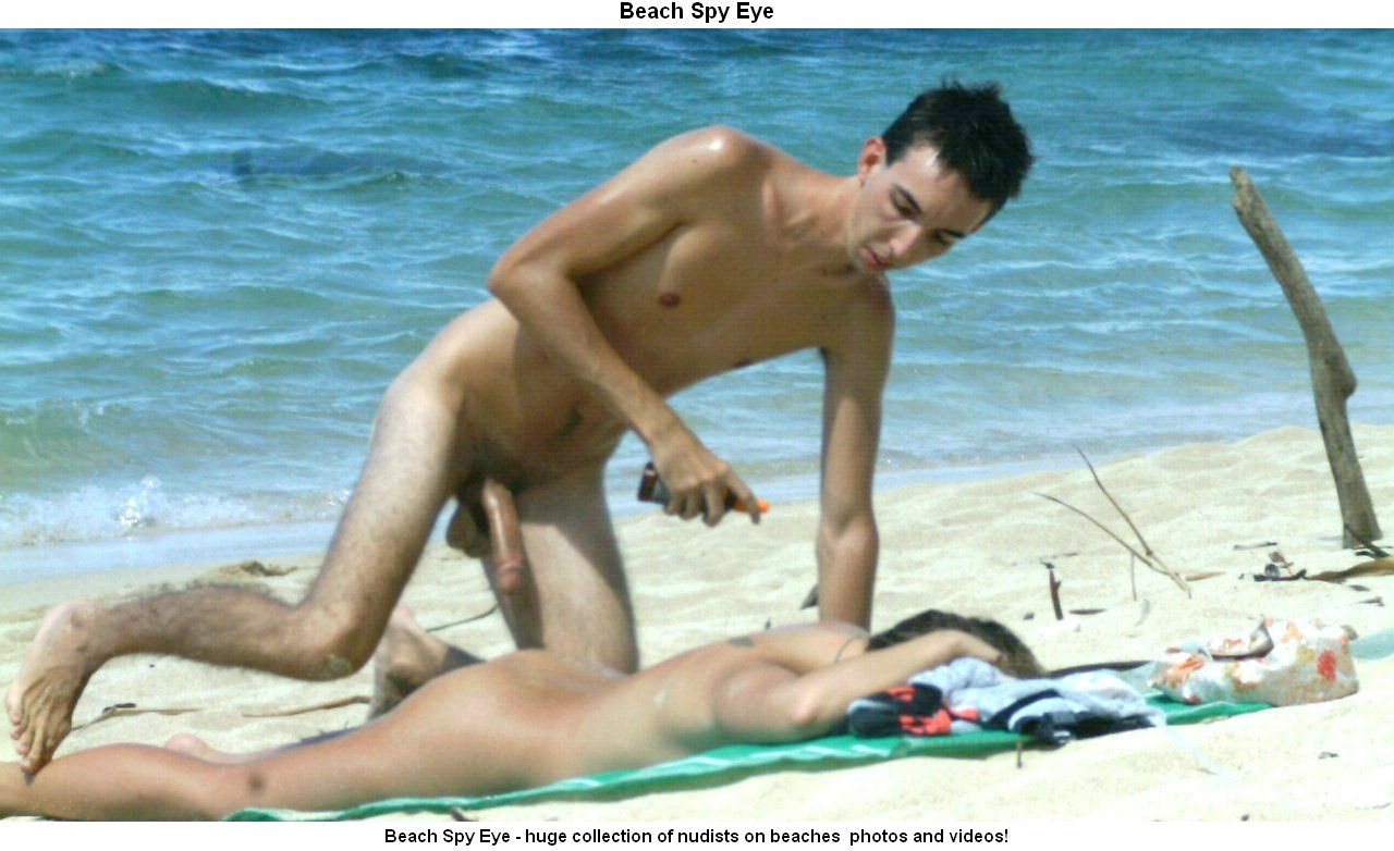 Star beach nude sex