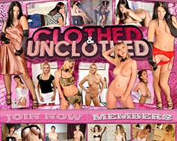 clothed unclothed