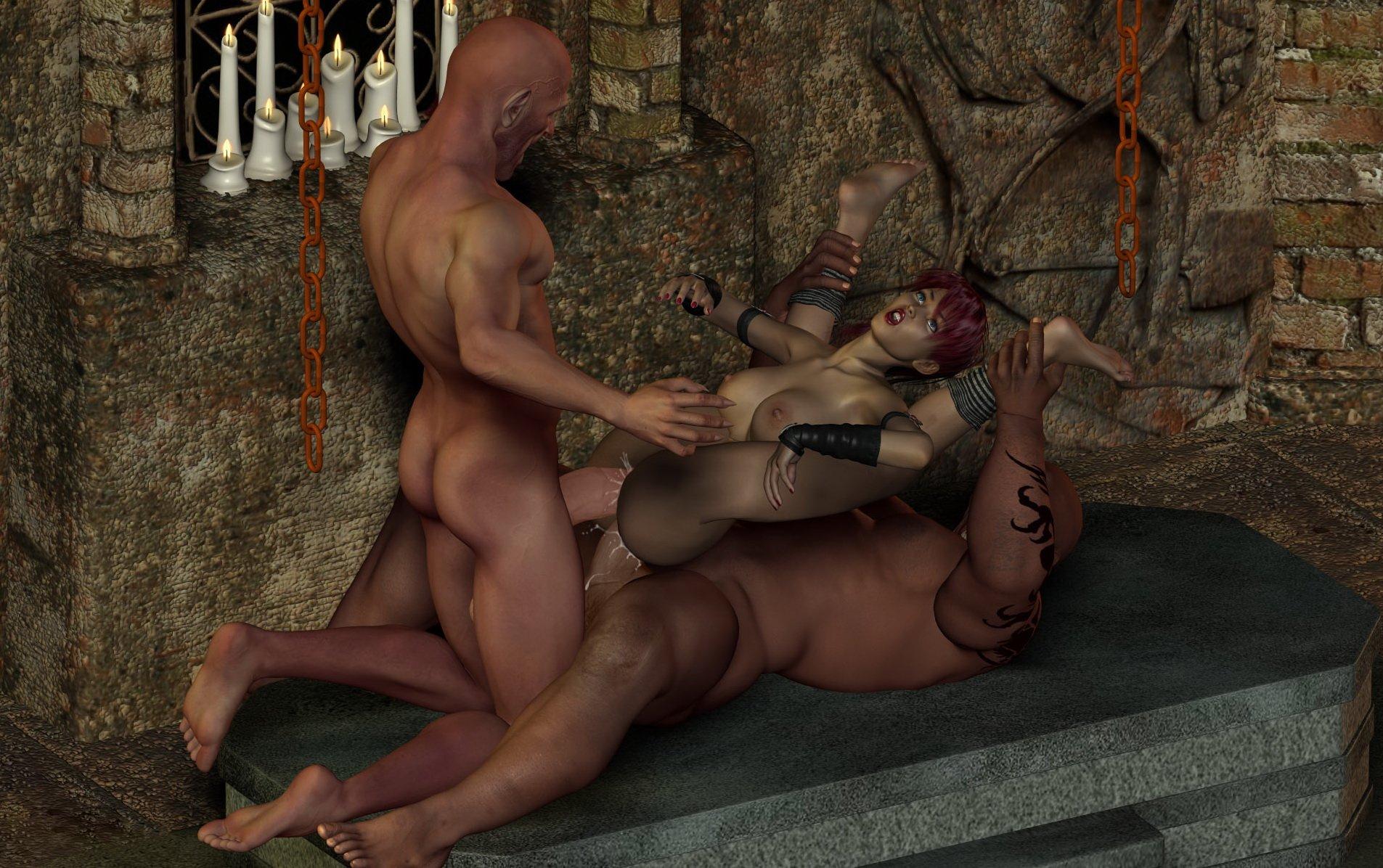 порно мульт секс с монстрами