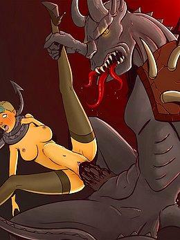Kingdom of Evil Sample 8