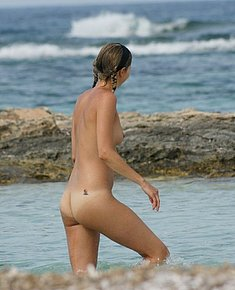 nudist resort photo