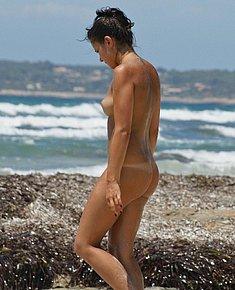 voyeur beach nude women