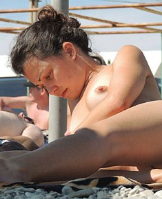 luxury naturist chicks disclaims swimwear at florida nude beaches