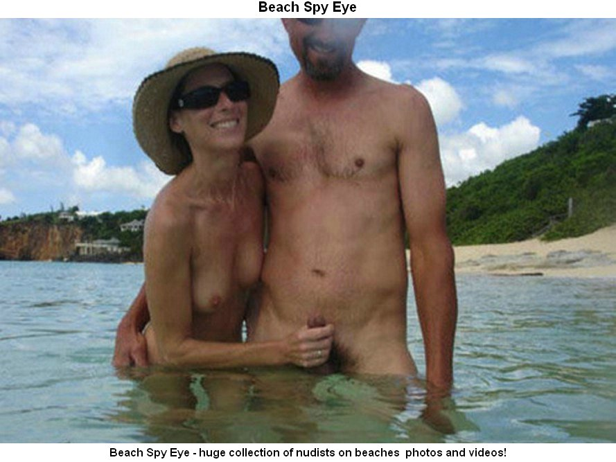 erections at nude beach