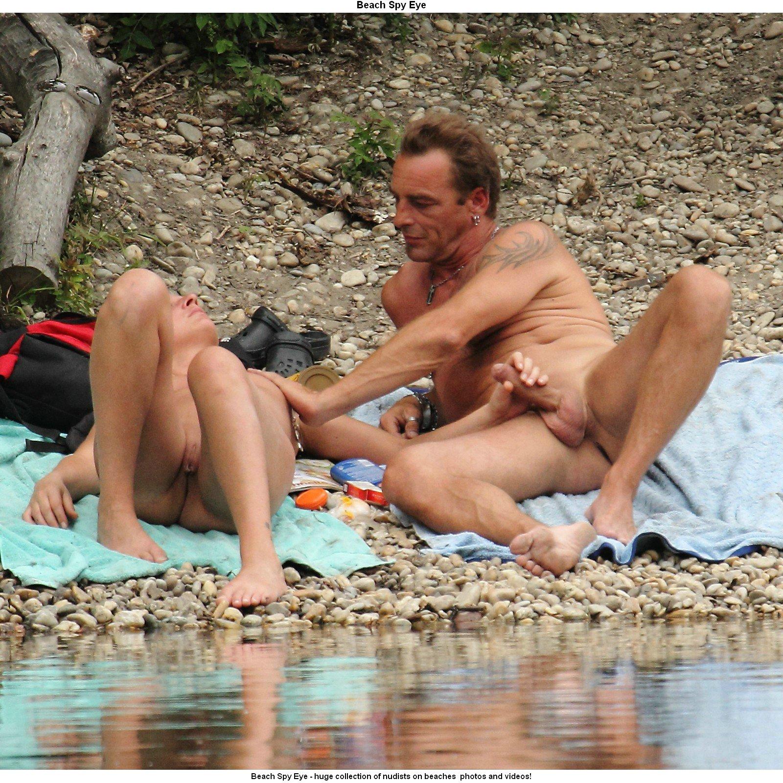 sex erections on beach