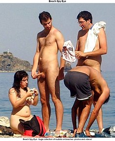 male nudists wants sex on nude beach